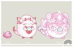 Pokemon #440-113-242 by Cosmopoliturtle