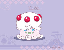 Hiraeth Creature #886 - Oltopu by Cosmopoliturtle