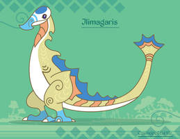 Hiraeth Creature #903 - Jlimagaris by Cosmopoliturtle