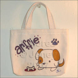 Smorez: Arffie on Small Bag by songhee