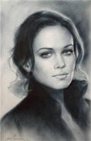 Hilary Daff by yakovdedyk