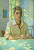 Self-portrait 1998 by yakovdedyk