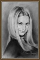 Portraits of Russian women. drawing #2 by yakovdedyk