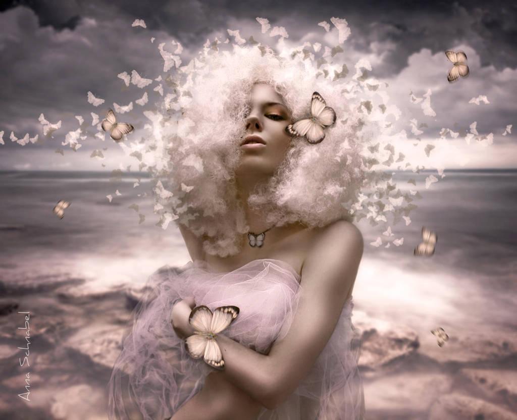 Queen of butterflies by annawsw