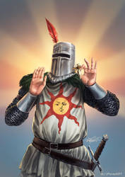 Solaire of Astora by JPerezS