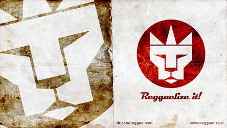 Reggaelize it! Logo v2 by VladFilip
