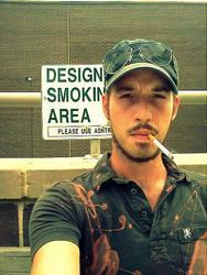 Designated Smoker by Josh