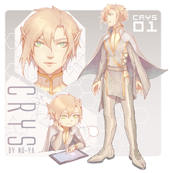 [CLOSED] CRYS-01 by no-ya