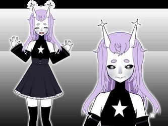 Alien Babe by AkiYoshida
