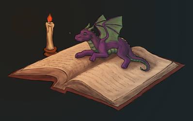 Dragon by TigerzGirl