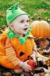My little Pumpkin Pie by SamanthaPaigeImages
