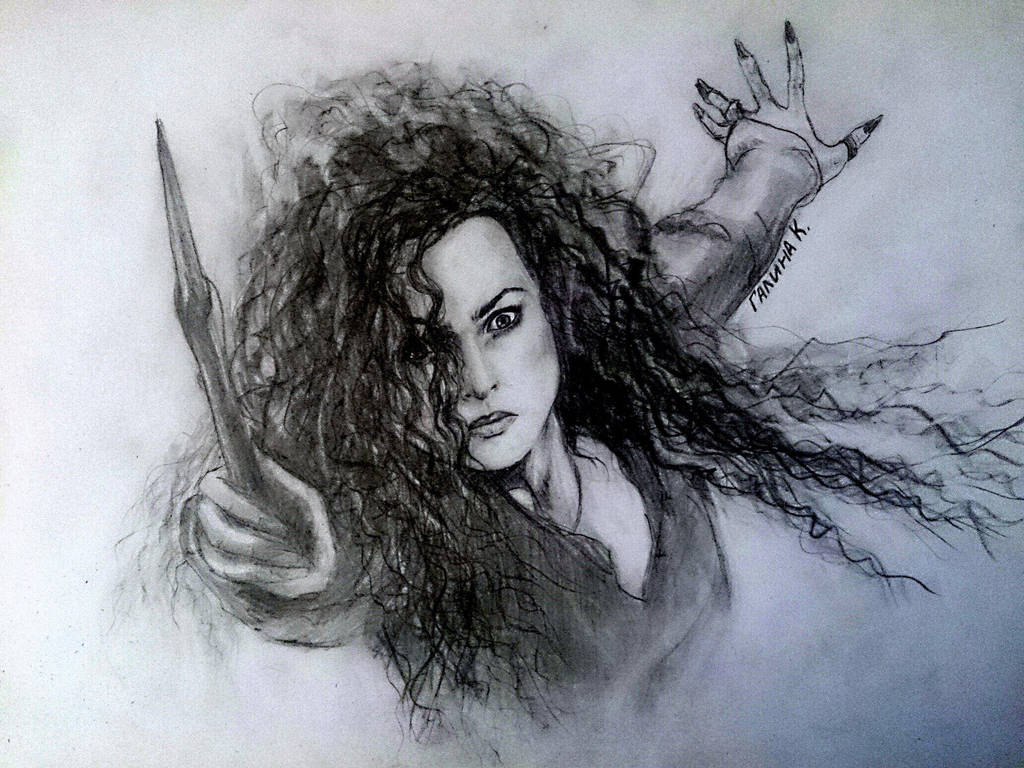 bellatrix lestrange images - HD1024×768