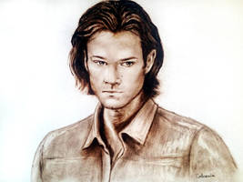Sam Winchester by Galinaxsim