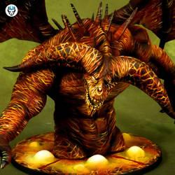 Dark Souls The Board Game by denofimagination
