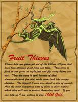 Pilosa Aliger by MischievousPooka