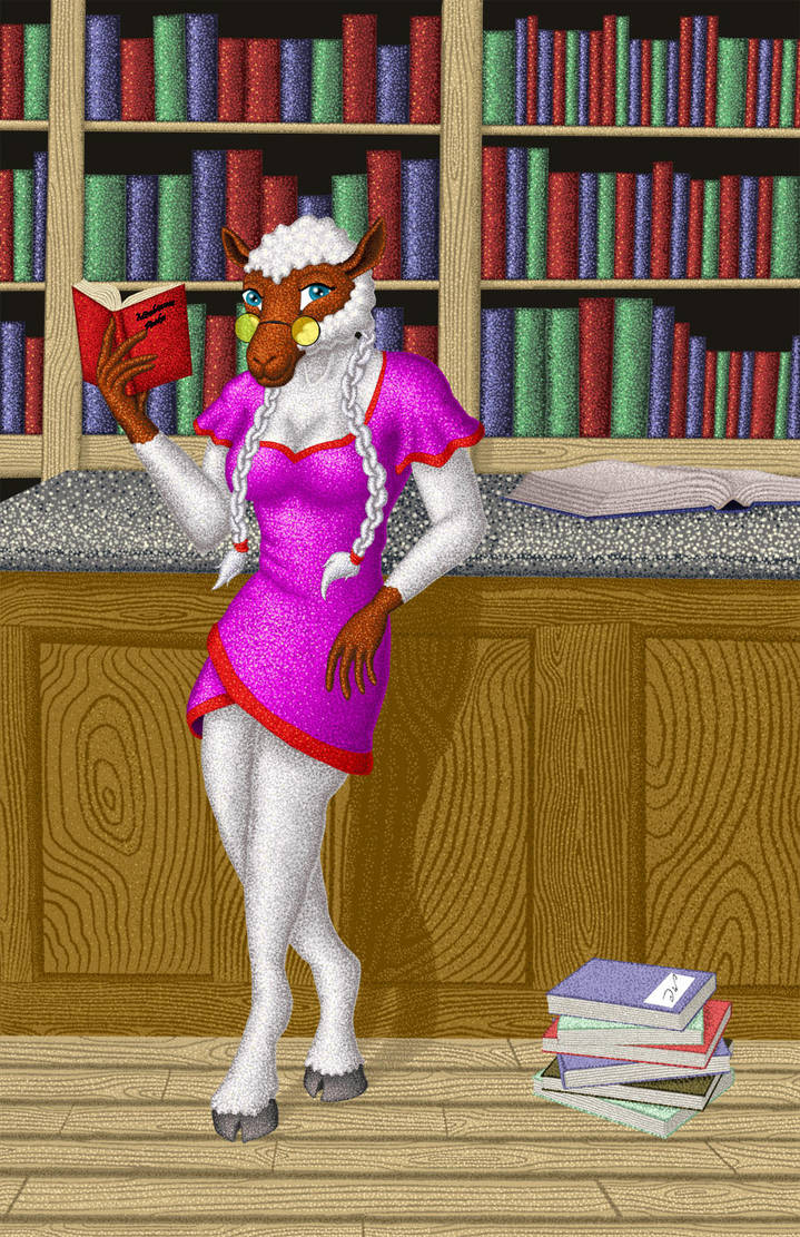 The Librarian 2 by MischievousPooka