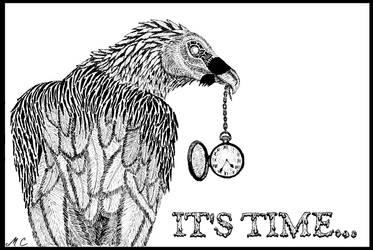 It's Time by MischievousPooka