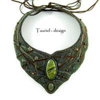 Tauriel by Tau-riel