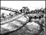 Village idyll by subhankar-biswas