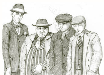 Gangsters by Harley-1979