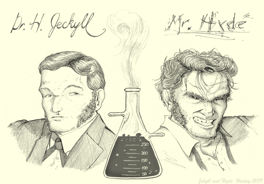 Jekyll and Hyde by Harley-1979