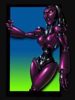 Psychotaku Robo by TheRealSurge