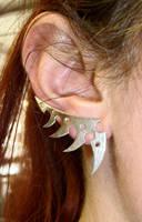 Industribal Ear Wing by fairyfrog