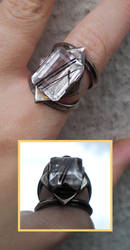Rhombus ring recap by fairyfrog