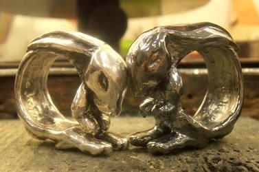 My Bunny Valentine by fairyfrog