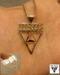 Vergis Corporation BSG pendant by fairyfrog