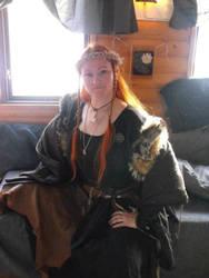Yara the smith by fairyfrog