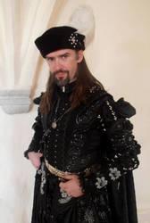 Incognito Costume Portrait by fairyfrog