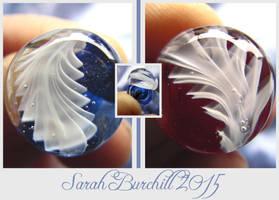 Feather Matrix by fairyfrog
