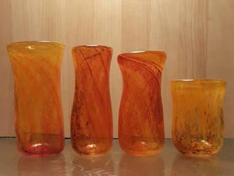 Fiery vessels by fairyfrog