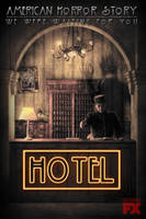 American Horror Story: Hotel Promo Fanmade by JordanJCQT