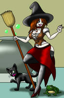 WITCHES BE CRAZY by hydroem