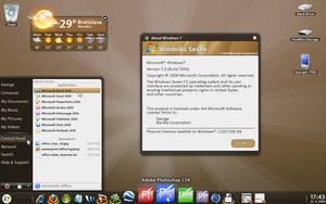 Windows Seven 7 Concept by jurcheck