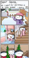 Christmas Miracle by theodd1soutcomic