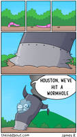 Worm Hole by theodd1soutcomic