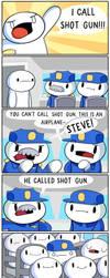 Shot-Gun by theodd1soutcomic
