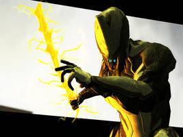 Exalted Power by DarkLegion3000