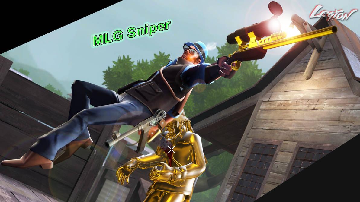 Mlg Sniper By Darklegion3000 On Deviantart