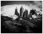 Paine Towers, Patagonia by maltedhens