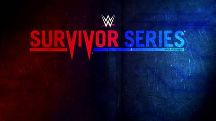 Survivor Series 2018 v4 by WWEMatchCard