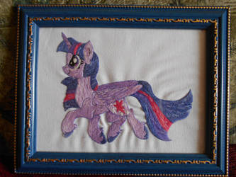 Princess Twilight Sparkle by LightDragon1988