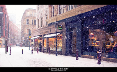 Snow and the City by Duophonix