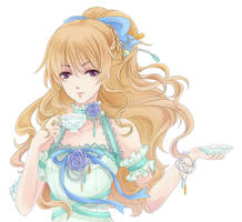 Com: Marianne by hayashinomura