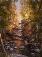 Long time no landscape by JordyLakiere