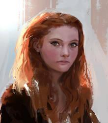 Amazin Ginger by JordyLakiere