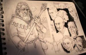 Studies 460 of 1000 by JordyLakiere
